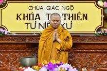 """""""THÂN HÀNH NIỆM"""" - Khóa Tu Thiền lần thứ 51 (22/09/2019)"""