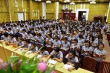 Chùa Giác Ngộ: Khóa tu Tuổi Trẻ Hướng Phật lần 2