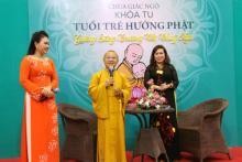 Chùa Giác Ngộ: Khóa tu Tuổi Trẻ Hướng Phật lần thứ 5