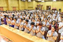 Chùa Giác Ngộ: Khóa tu Tuổi Trẻ Hướng Phật lần thứ 7