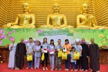 Chùa Giác Ngộ: Khóa tu Tuổi Trẻ Hướng Phật lần thứ 8