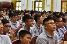 Chùa Giác Ngộ: Khóa tu Tuổi Trẻ Hướng Phật lần thứ 1