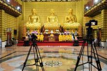 Ngày khóa tu chùa Giác Ngộ trở lại online