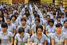Chùa Giác Ngộ: Khóa tu Tuổi Trẻ Hướng Phật lần thứ 12